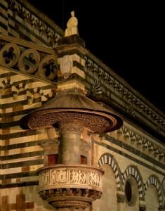 Il Pulpito di Donatello e Michelozzo