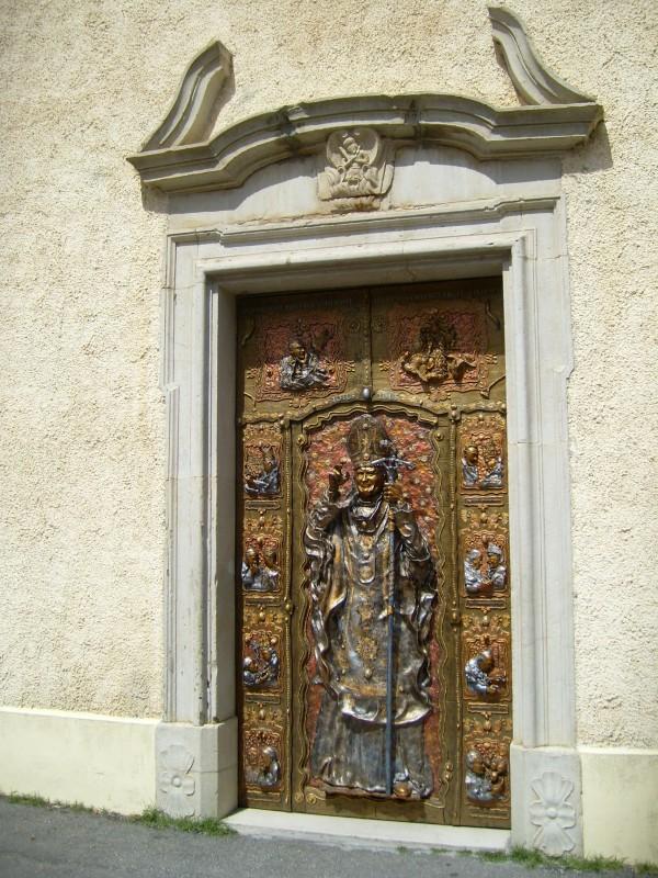 ''Porta monumentale'' - Pignola