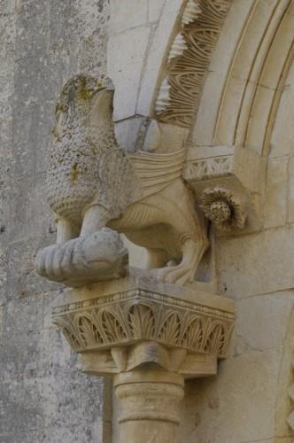 Manfredonia - Il Grifone di San Leonardo