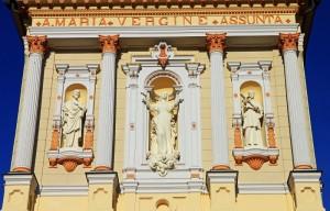 Chiesa dedicata a Maria Vergine Assunta