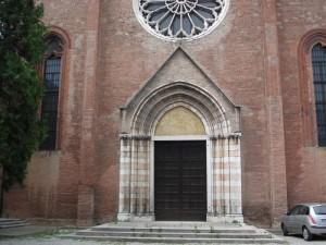 Il portale di San Francesco
