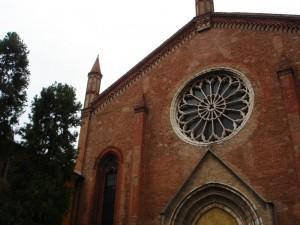Rosone di San Francesco-Mantova