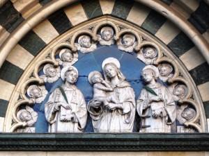 Lunetta del Duomo di Prato