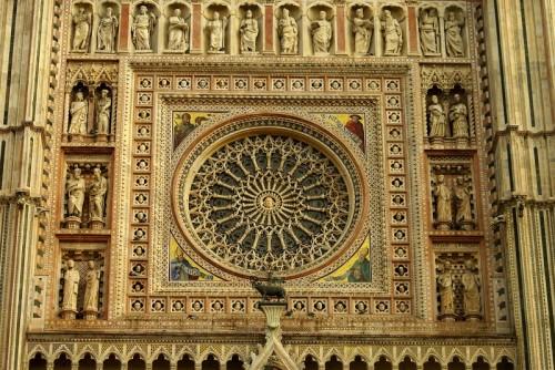 """Orvieto - Duomo di Orvieto """" il ROSONE """""""