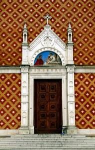 Portale di Santa Caterina