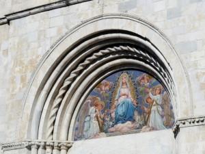 O clèmens, o pia, o dulcis Virgo Maria