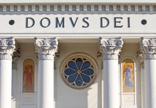 San Pietro in Gu - La casa di Dio