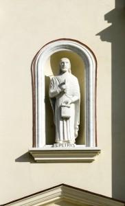 Statua di S. Pietro