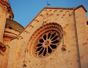 Il Rosone della Cattedrale