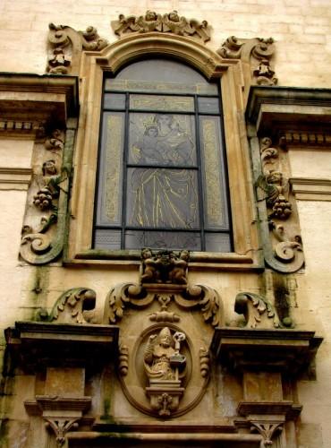 Specchia - Chiesa della Presentazione della Beata Vergine Maria