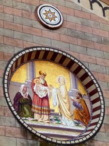 Il mosaico….
