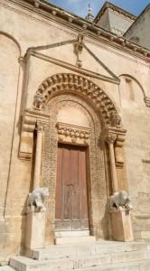 Il portale dei Leoni