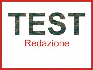 Test Redazione