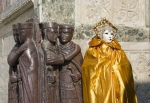 I Tetrarchi e la maschera