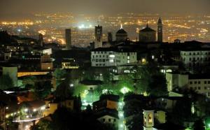 La Meraviglia notturna di Bergamo