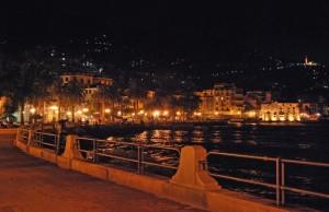 Rapallo by night