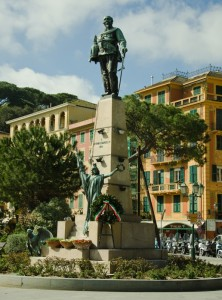 Santa Margherita al Padre della Patria, Vittorio Emanuele II
