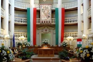 Reggio Emilia: la Sala del Tricolore