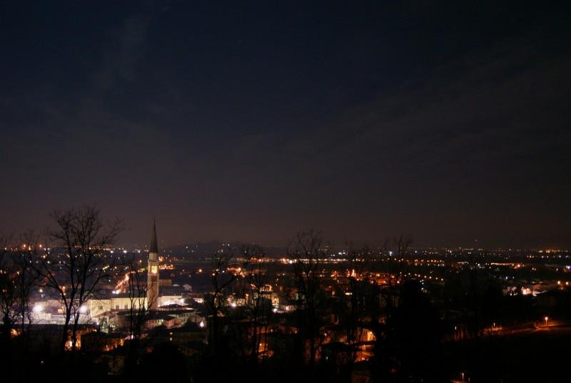 ''Breganze di notte'' - Breganze