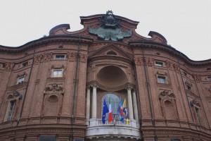 Palazzo Carignano in festa