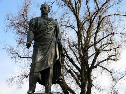 Firenze - Il Generale Manfredo Fanti (269)