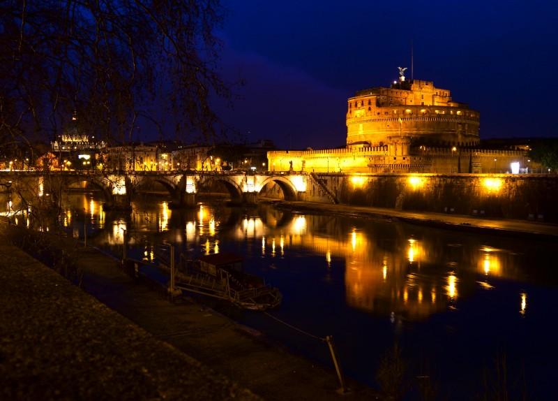 ''Di notte….'' - Roma