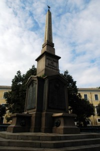 Monumento ai caduti di Dogali