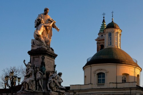 Torino - Cavour e l'Italia