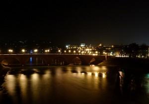 Moncalieri ed il fiume Po