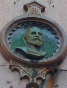 n.171  Monumento a Garibaldi