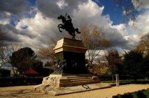 Monumento a Anita Garibaldi