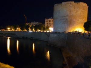Passeggiata Notturna sui Bastioni