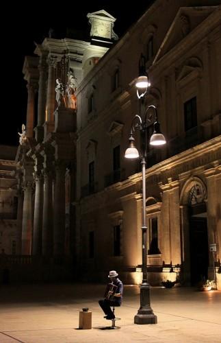 Siracusa - Note illuminate