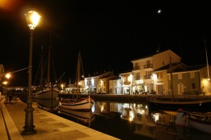notte sul canale