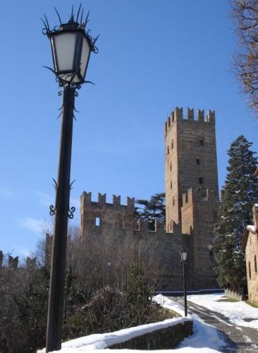 Castell'Arquato - Anch'io mi difendo dai nemici !