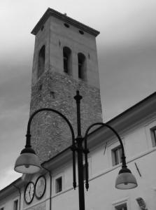 Lampione in piazza