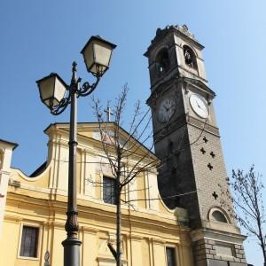 In piazza Santa Maria