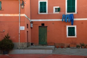 Montaretto -la piazza -