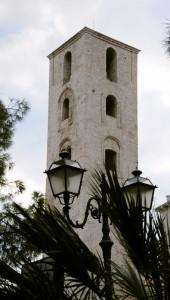 lampione - torre - palma