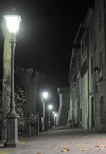 Castiglione di Garfagnana - LA CINTA ROMANTICA