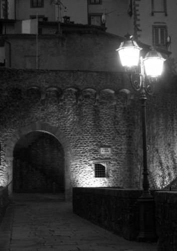 Castelnuovo di Garfagnana - SUL PONTE