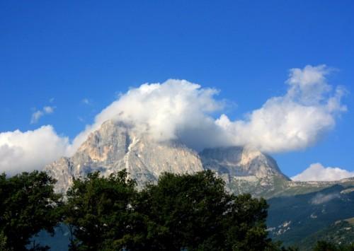 Isola del Gran Sasso d'Italia - il Gran Sasso d'Italia