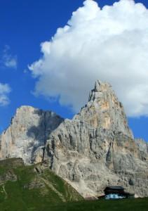 Pale di San Martino - Cimon della Pala - Passo Rolle
