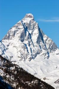 Monte Cervino  4.478 mt. s.l.m.