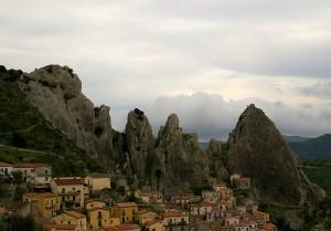 Le vette di Castelmezzano