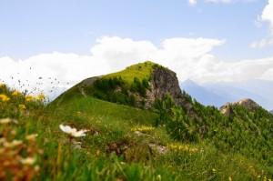 Verso Punta Longhede (2416 m s.l.m)