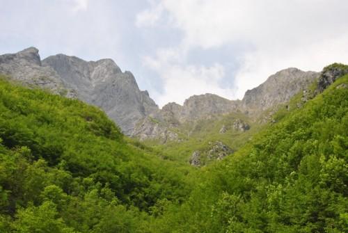 Molazzana - Alpi Apuane - Alpe Sant'Antonio