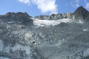 Monte Adamello - Ghiacciao Presena