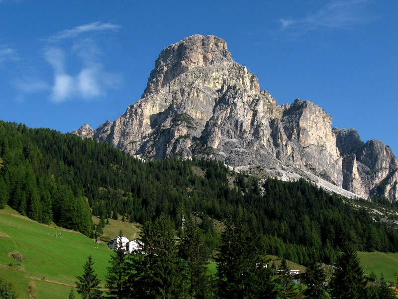''Sassongher'' - Corvara in Badia