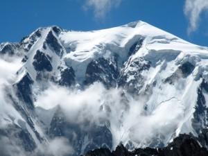 """Ecco la vetta del """"Tetto d'Europa"""" - Monte Bianco"""